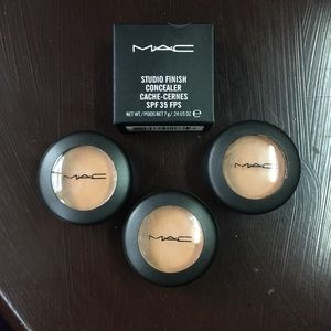 🆕 MAC Cosmetics Studio Finish Concealer + SPF 35